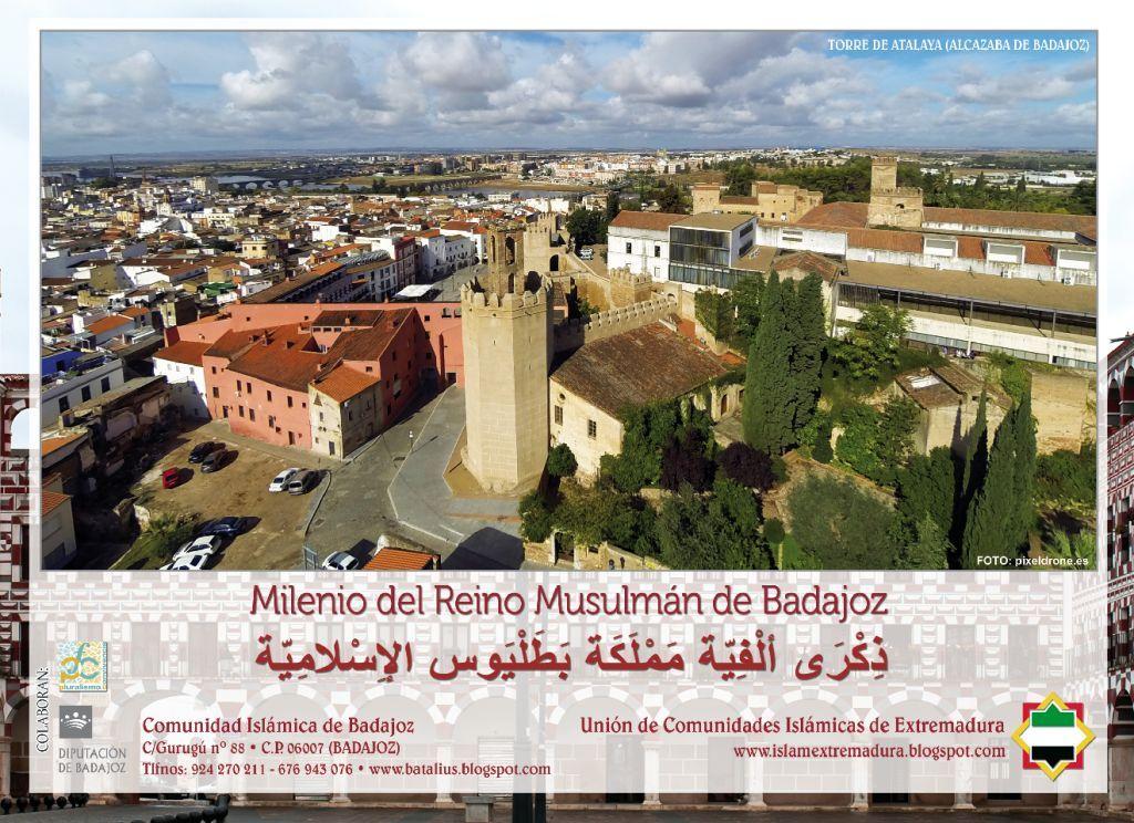 almanaque 2014 con el lema del Milenio del Reino de Badajoz