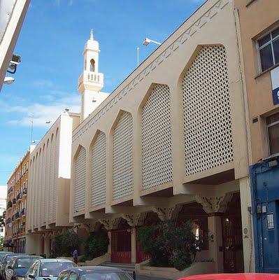 مسجد مدريد المركزي