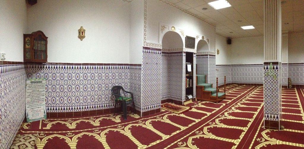 مسجد بلاسينثيا