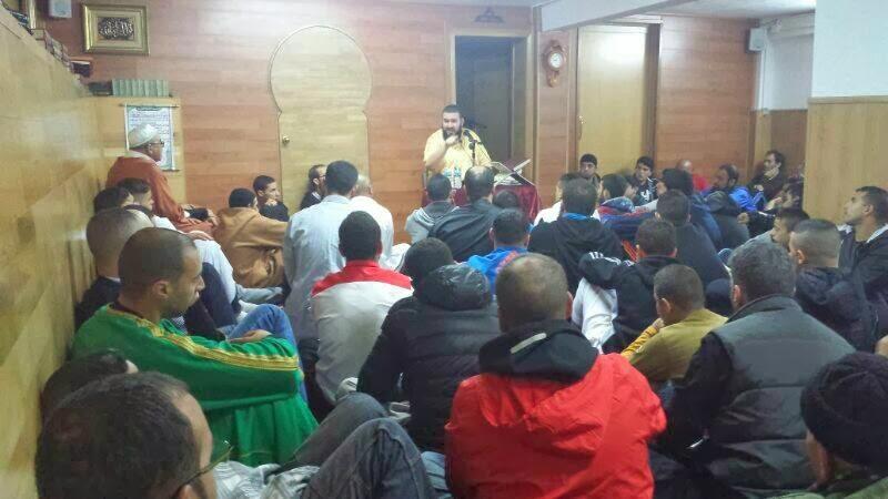 Conferencias organizadas por la Comunidad Islámica de Merenyien de Ceuta