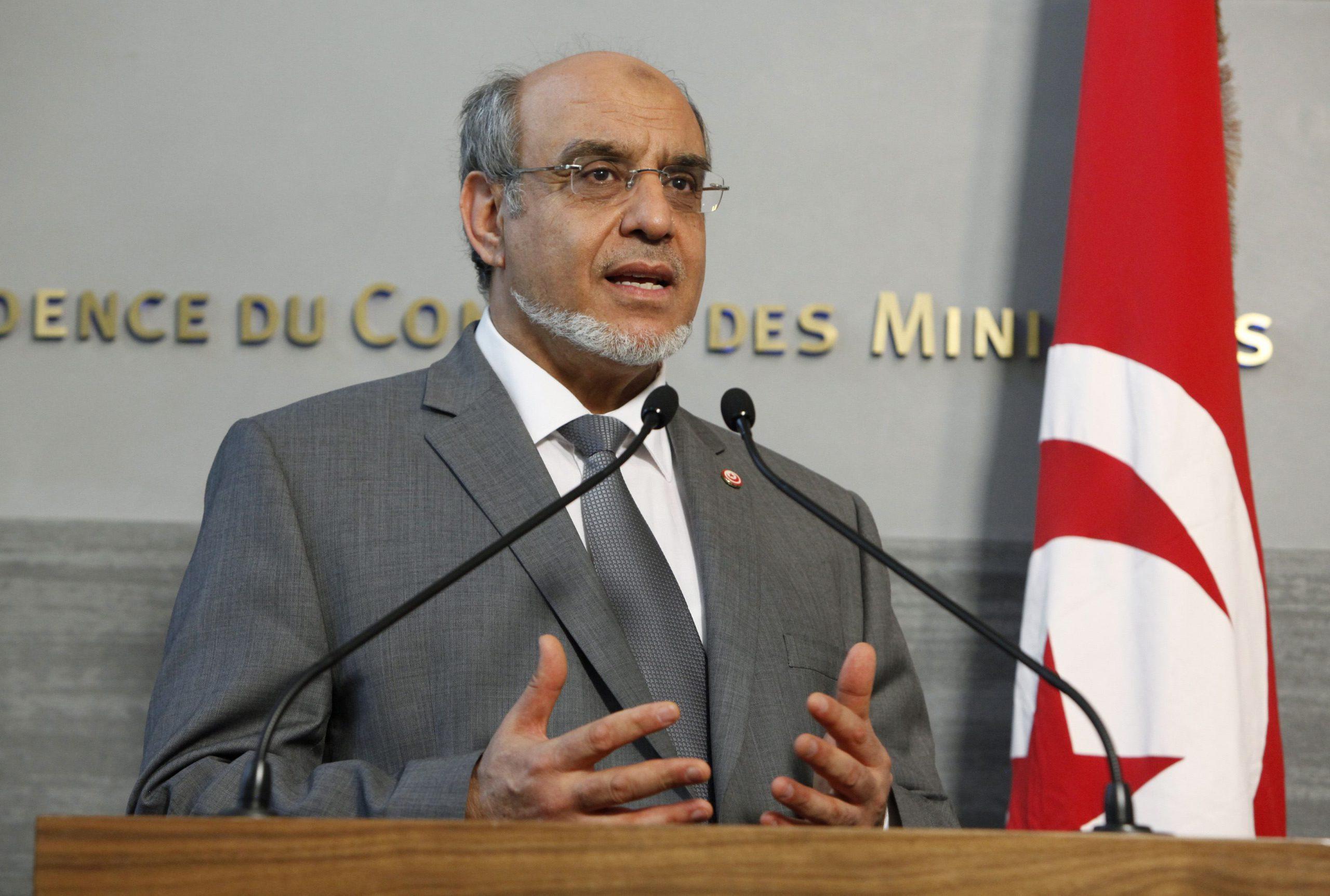M. Hamadi Yabali, Ex Primer Ministro de Túnez