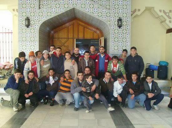 Las generaciones musulmanas nacidas en España