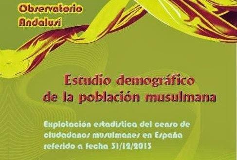 El Observatorio Andalusí publica su estudio demográfico sobre conciudadanos musulmanes