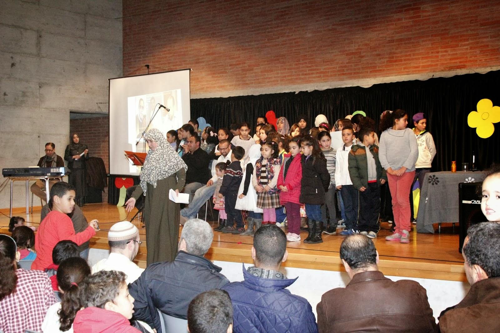 La Comunidad Islámica Al - IJLAS de Terrassa celebra una velada cultural y artística