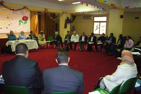 المفوضية الإسلامية الإسبانية : إتجاهات و توجهات