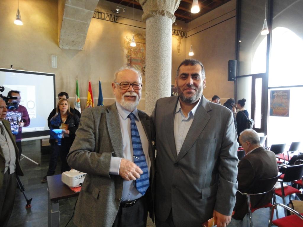 El Imam de la Mezquita de Badajoz, Adel Najjar  con