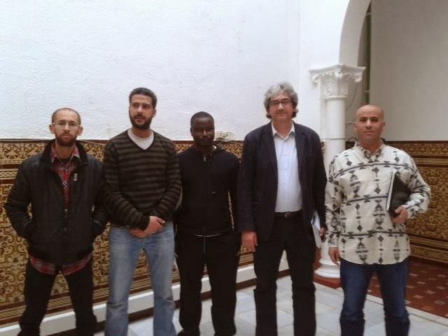 La comunidad islámica de la Paz de Almendralejo estrecha los lazos de amistad con la Fundación Ruy López