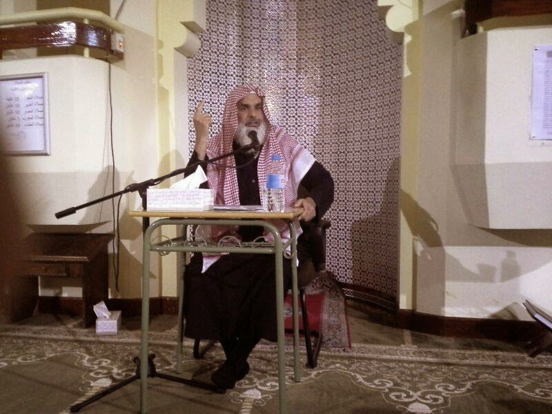 El profesor Al Yamani diserta sobre: Los métodos de la financiación islámica