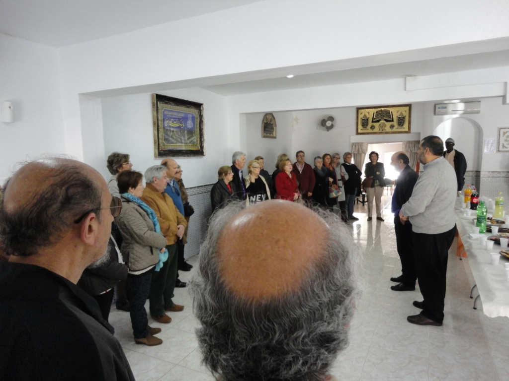Jornada de Convivencia en la Mezquita de Badajoz