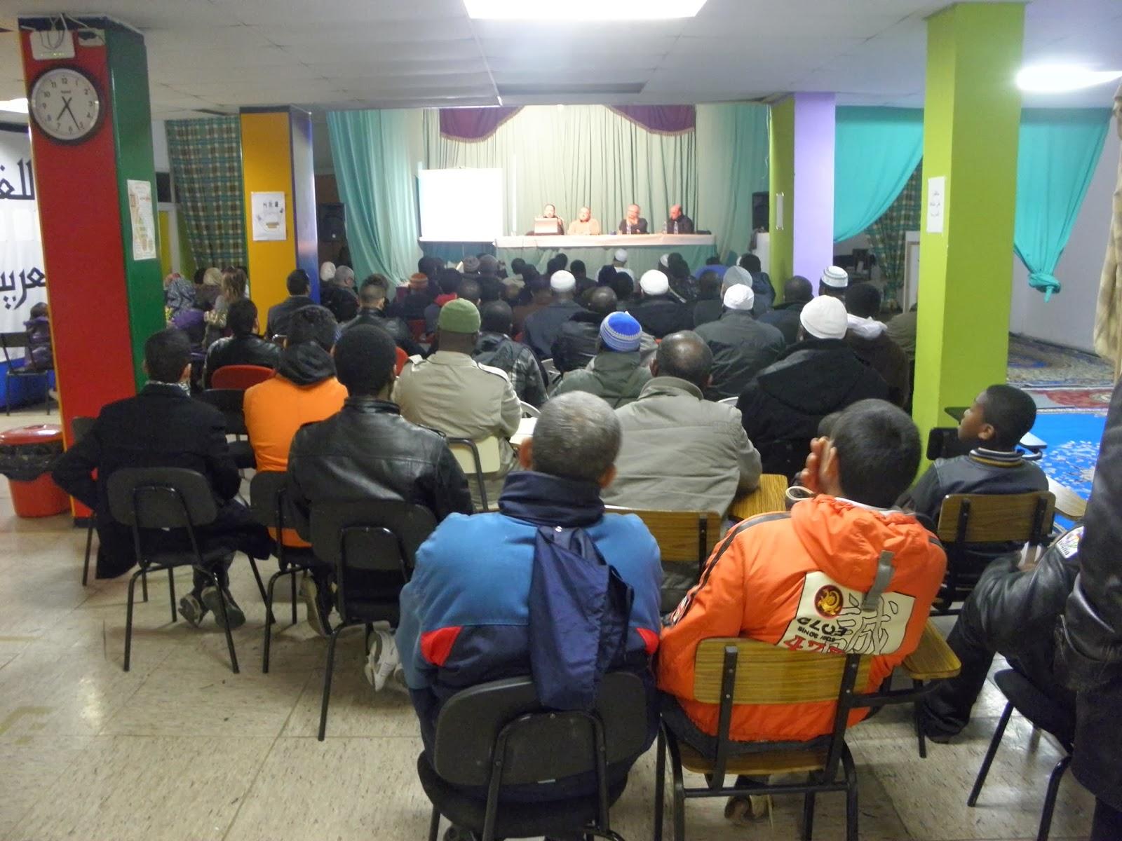 2º Encuentro con la Dirección General de policía nacional de Zaragoza