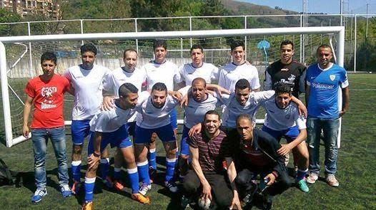 El equipo de Assalam de Bilbao logra el segundo puesto en el torneo de futbol