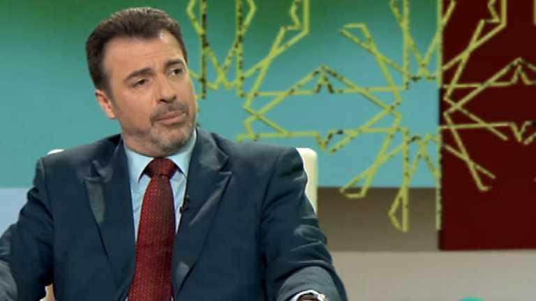 Subdirector general de Relaciones con las Confesiones del Ministerio de Justicia, don Ricardo García