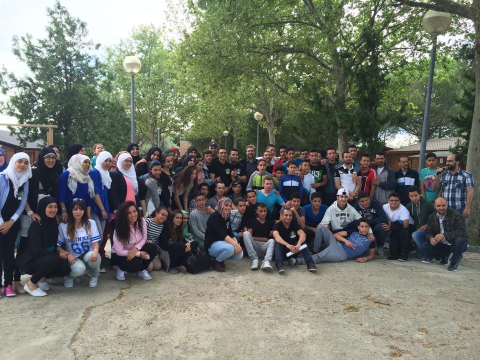 1er Campamento Juvenil de la Ummah de Fuenlabrada