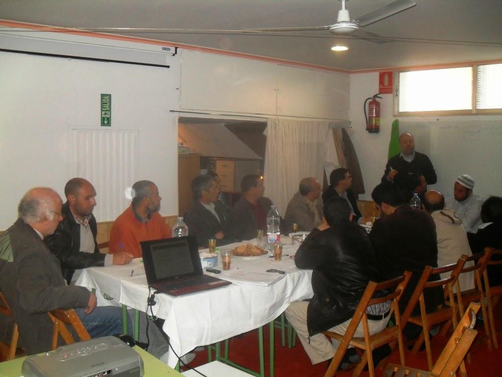 La Unión de las Comunidades Islámicas de Castilla y León se reúne en Ávila