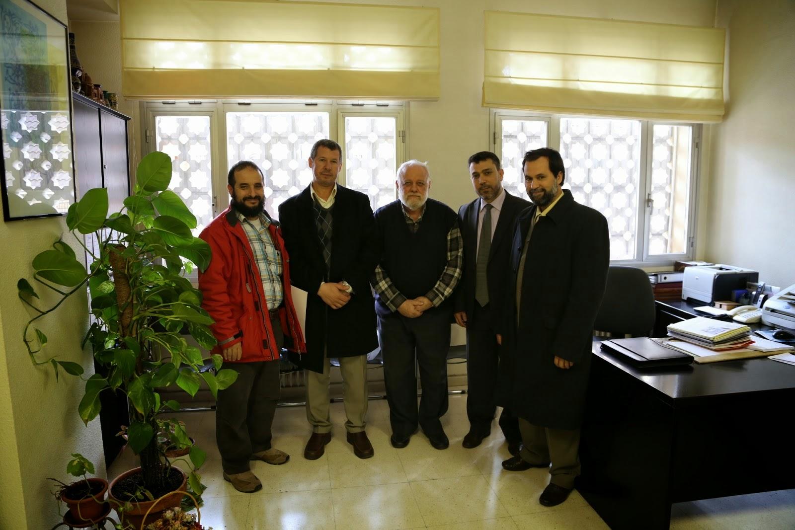 UCIDCAT se reúne con el presidente de UCIDE