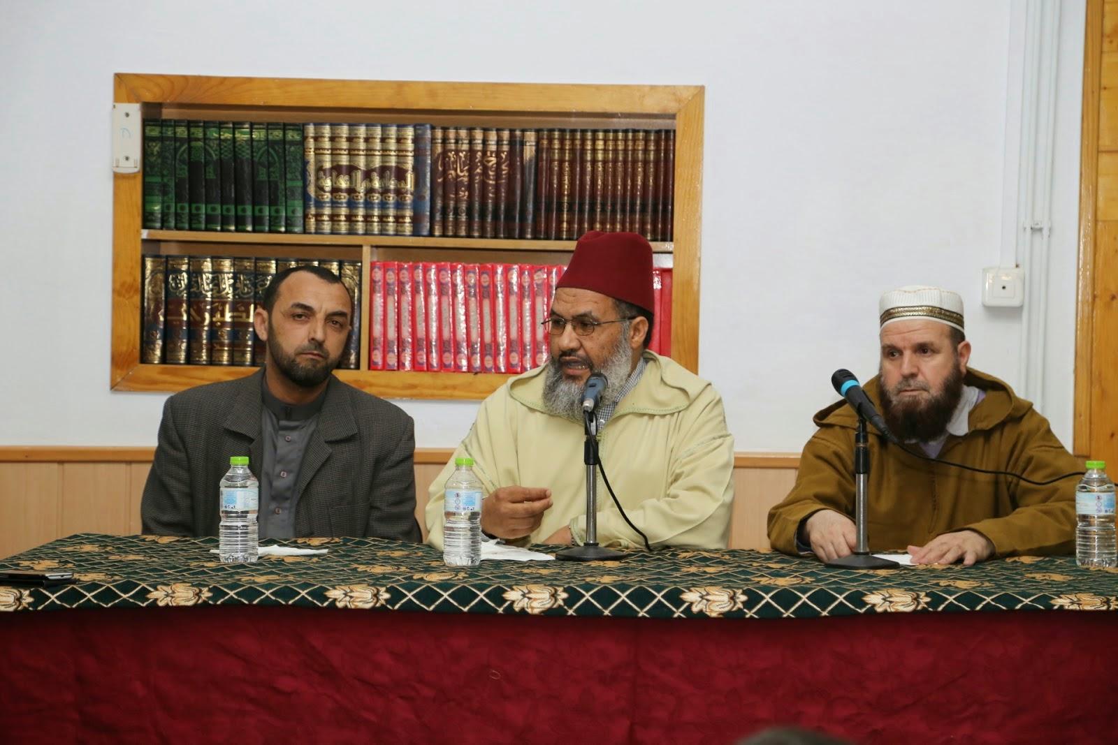 Encuentro abierto con los Musulmanes de Martorell