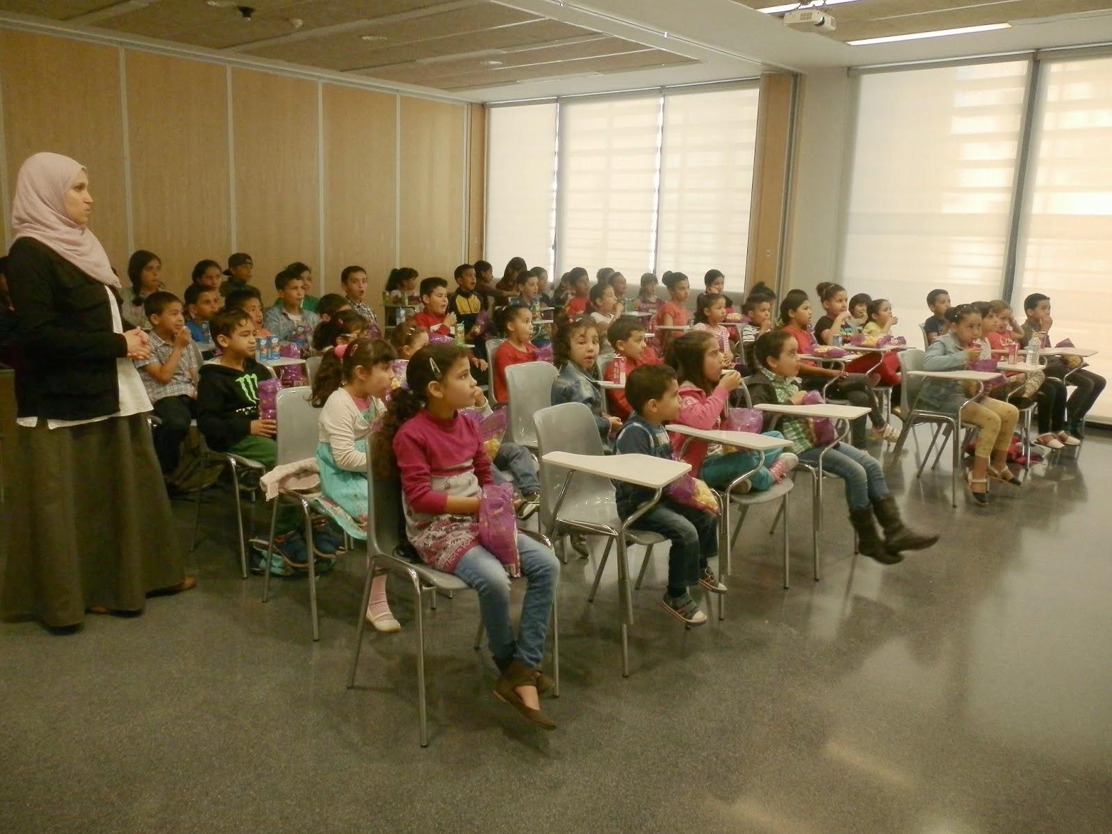 La Comunidad Islámica Al-IJLAS de Terrassa organiza la segunda proyección de la actividad cine y educación en valores.