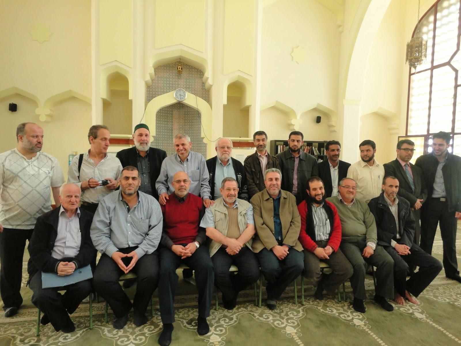Primera reunión ordinaria del Consejo consultivo de la UCIDE en 2014