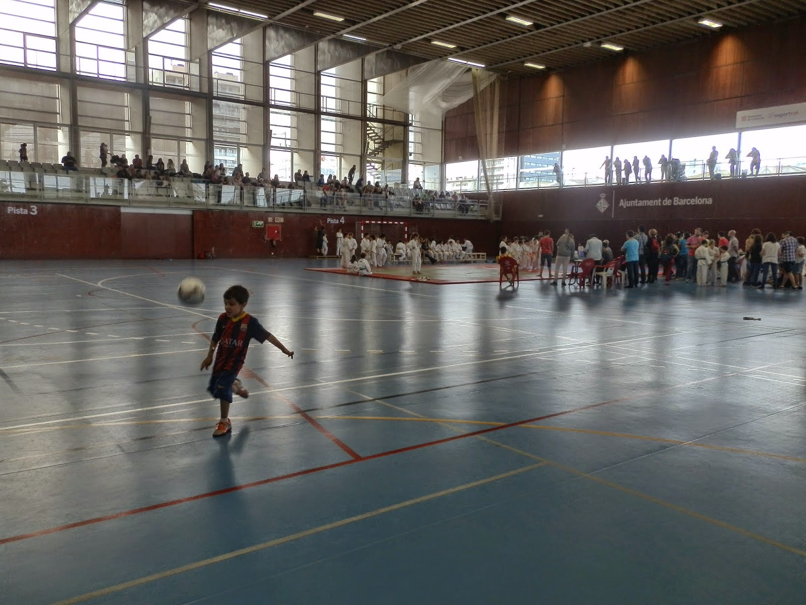 La Comunidad Islámica Al-IJLAS de Terrassa organiza una jornada deportiva