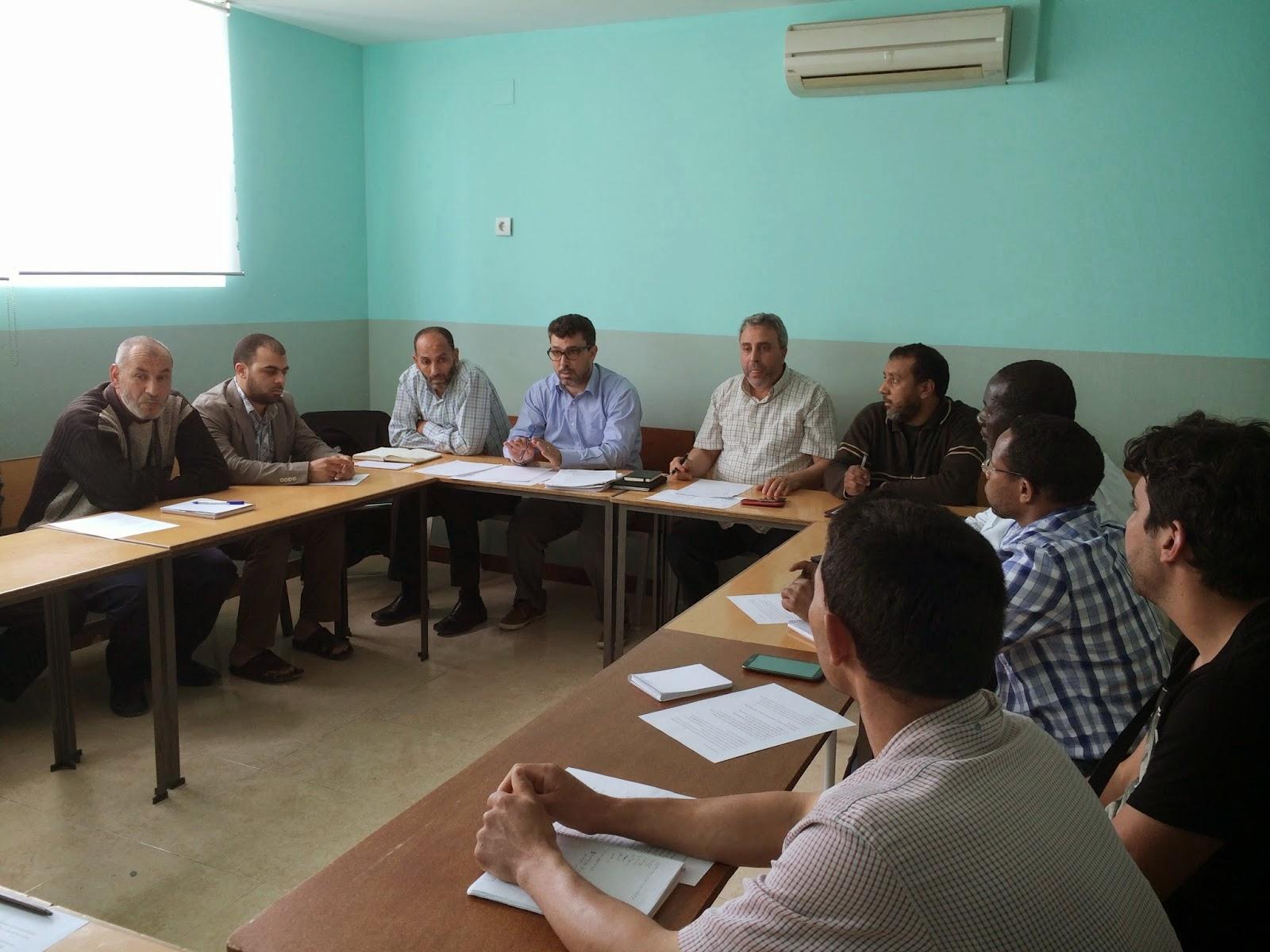 UCIDCAT se reúne con las comunidades islámicas de la provincia de Lleida