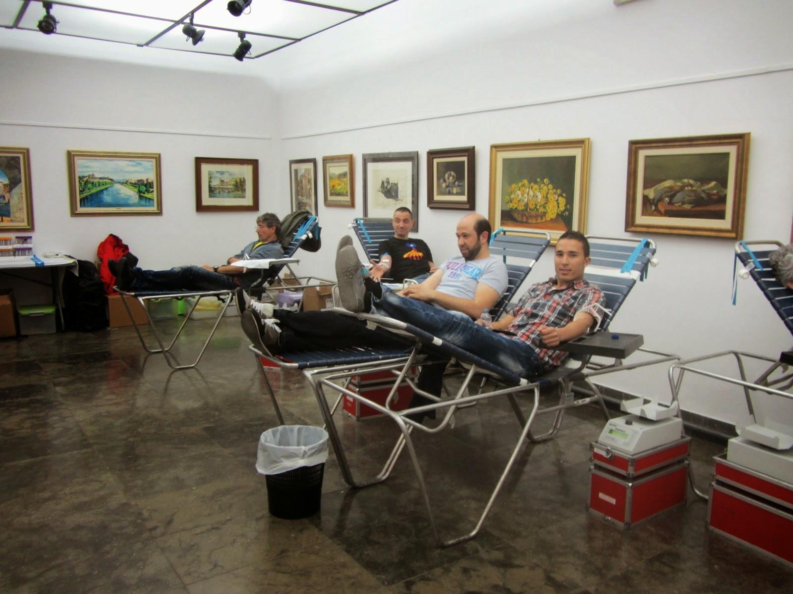 La Comunidad Islámica de Balaguer participa en la Maratón de Donación de Sangre