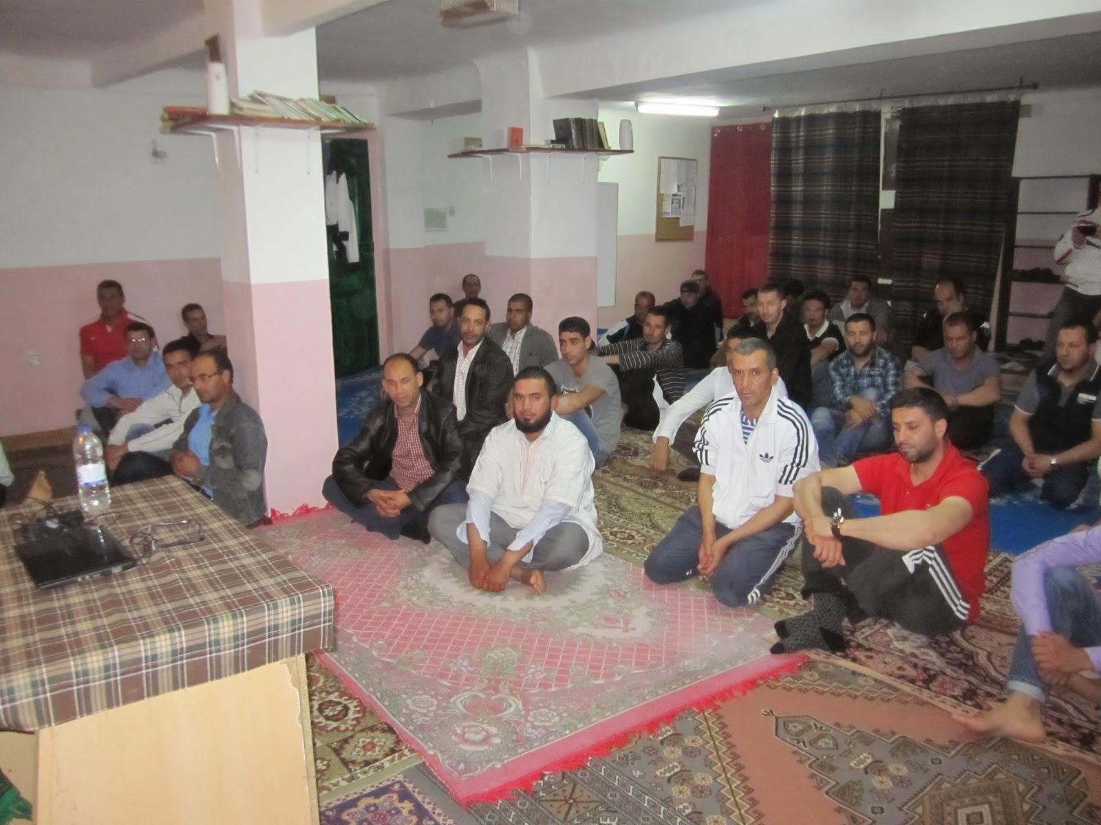 Visita a las Comunidades de Ejea de los Caballero y Fraga de Huesc