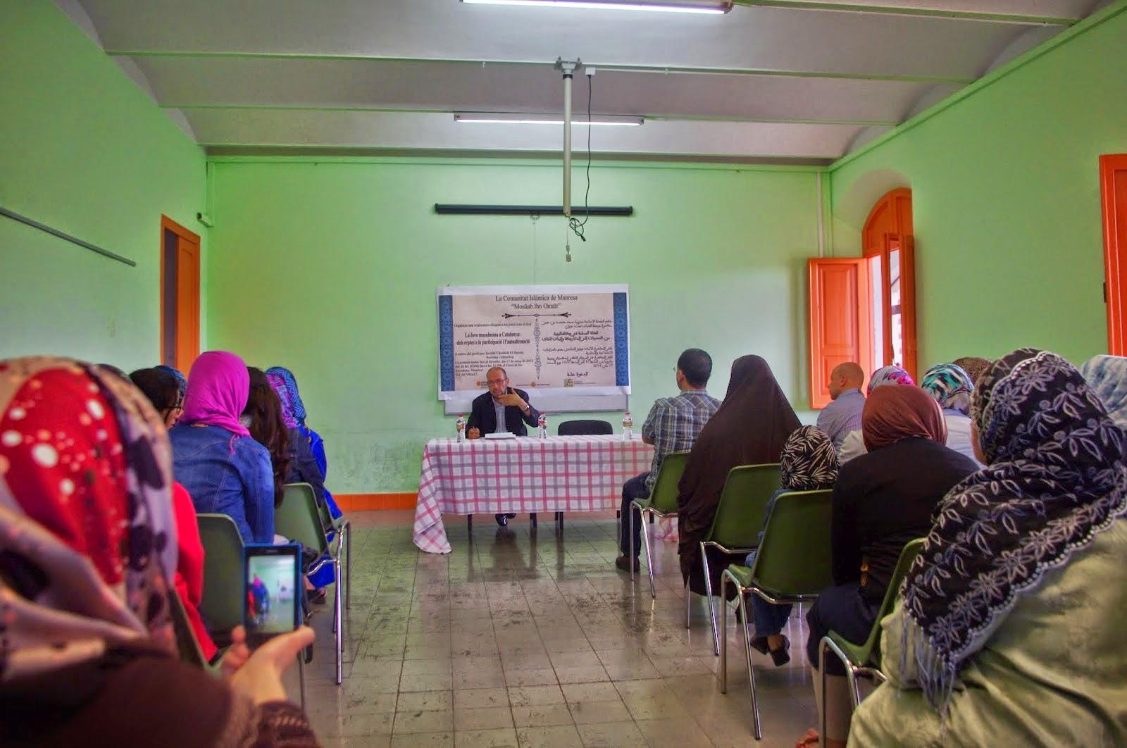 La joven musulmana en Cataluña: los retos hacia la participación y la autoafirmación