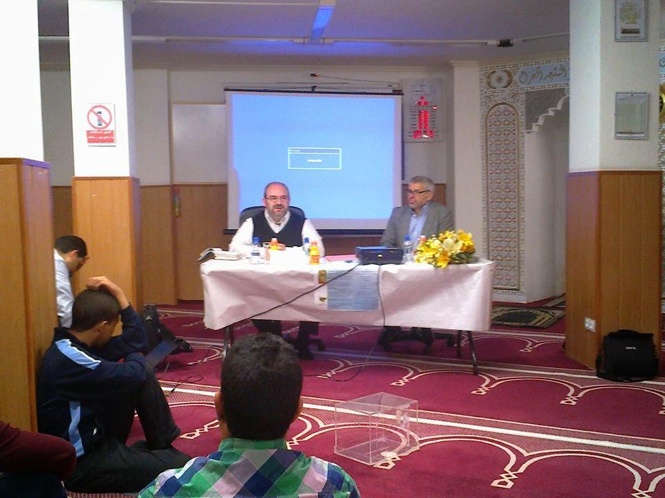 Actividades islámicas en el País Vasco organizadas por la UCIPV