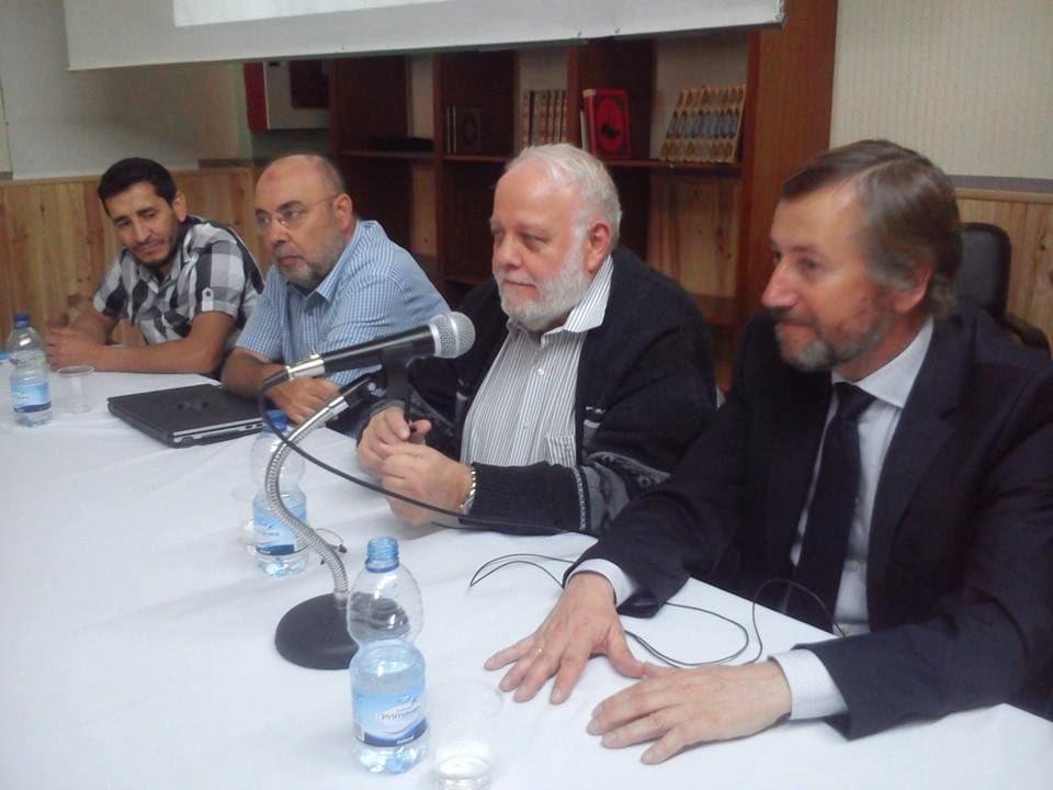Curso formativo de los responsables de las comunidades islámicas
