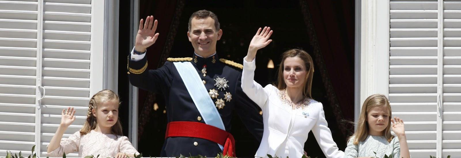 Proclamación de Su Majestad el Rey Don Felipe VI