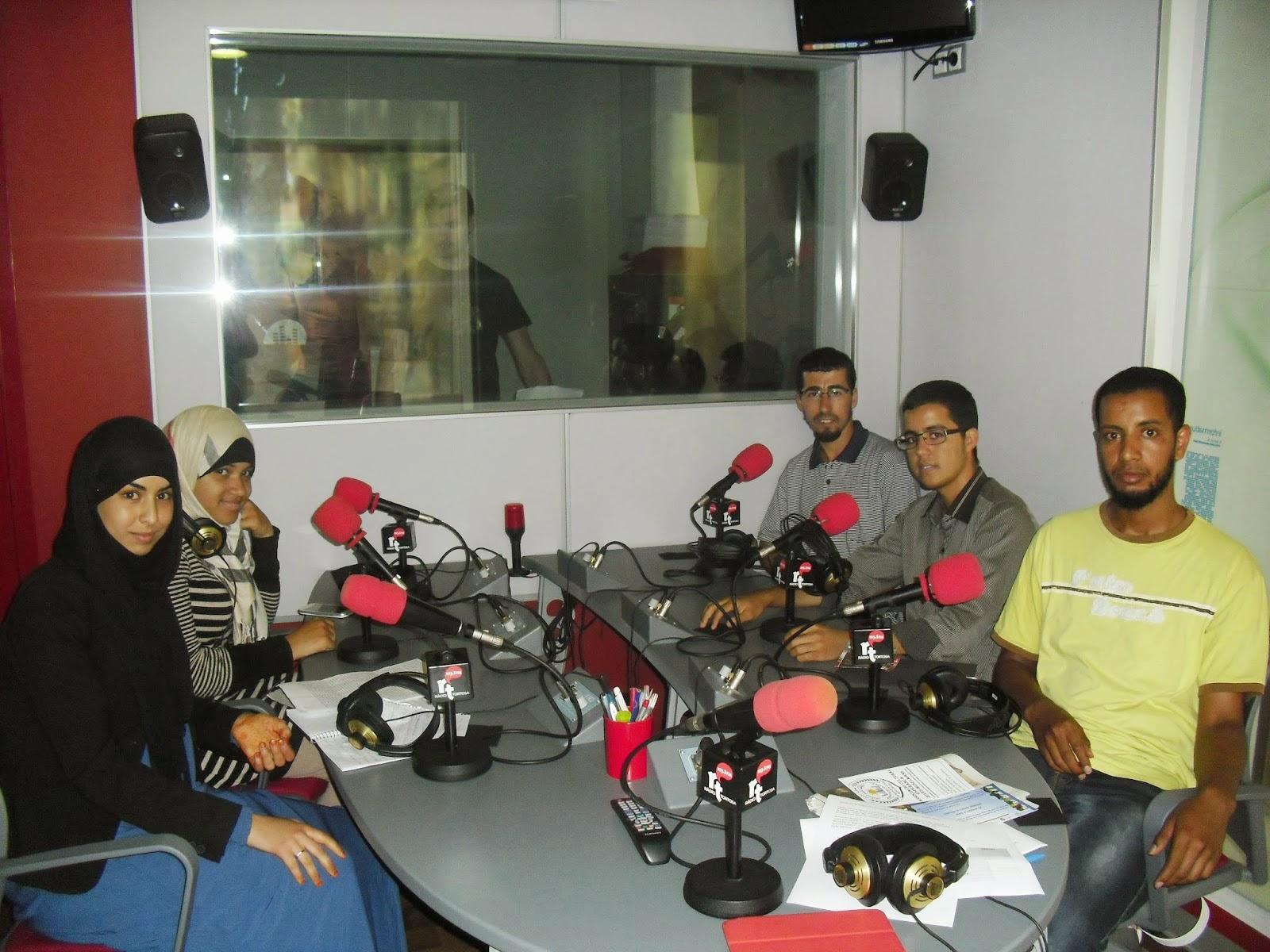 Radio de Tortosa invita a los jóvenes musulmanes del municipio