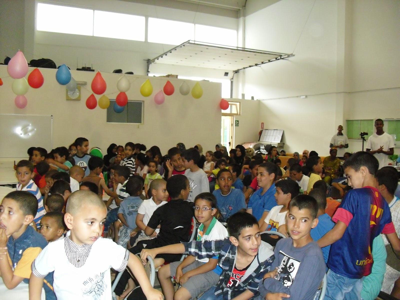 Fiesta de fin de Curso 2013/2014 en Tortosa-Roquetes