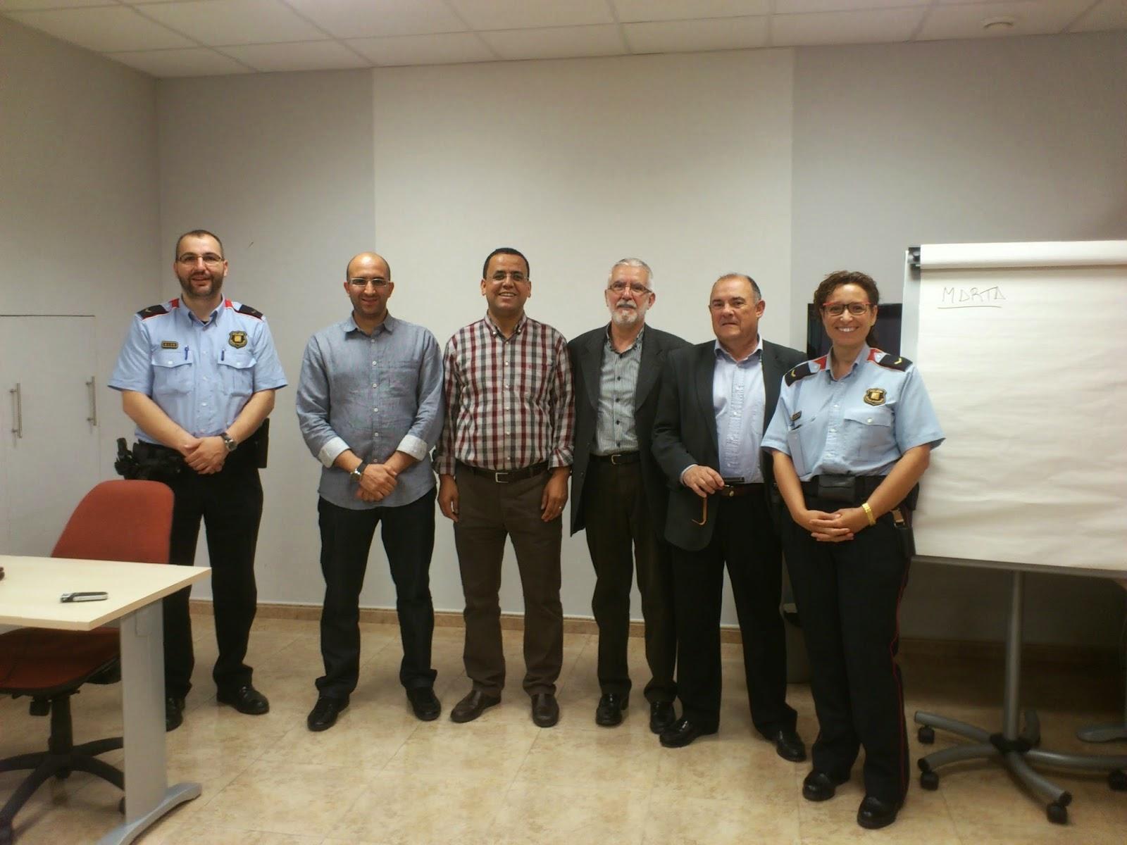 Instituto Catalán de la Salud y C. I. de Manresa . 28 de mayo 2014