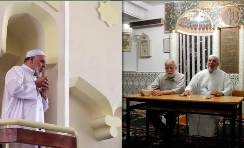 El Shaij  Basyuni en Madrid y valencia