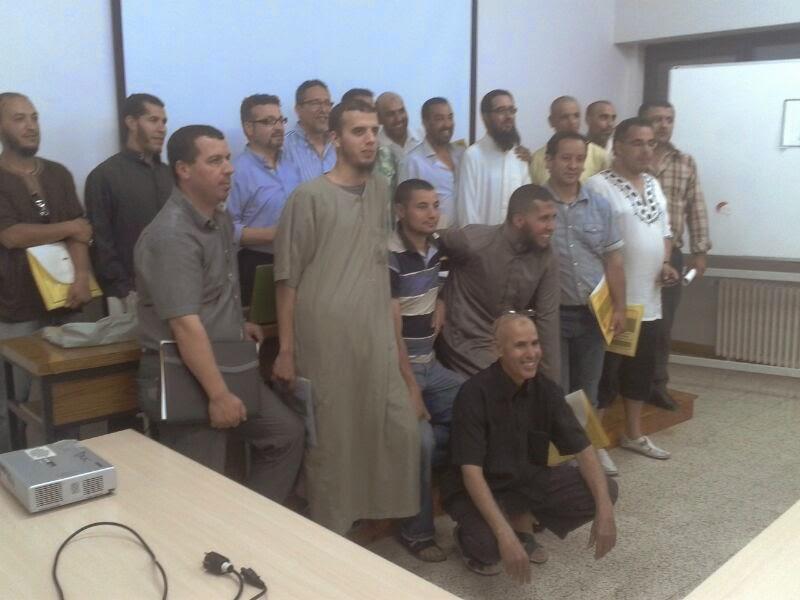 Segunda jornada sobre ¿Cómo crear una escuela de lengua árabe?