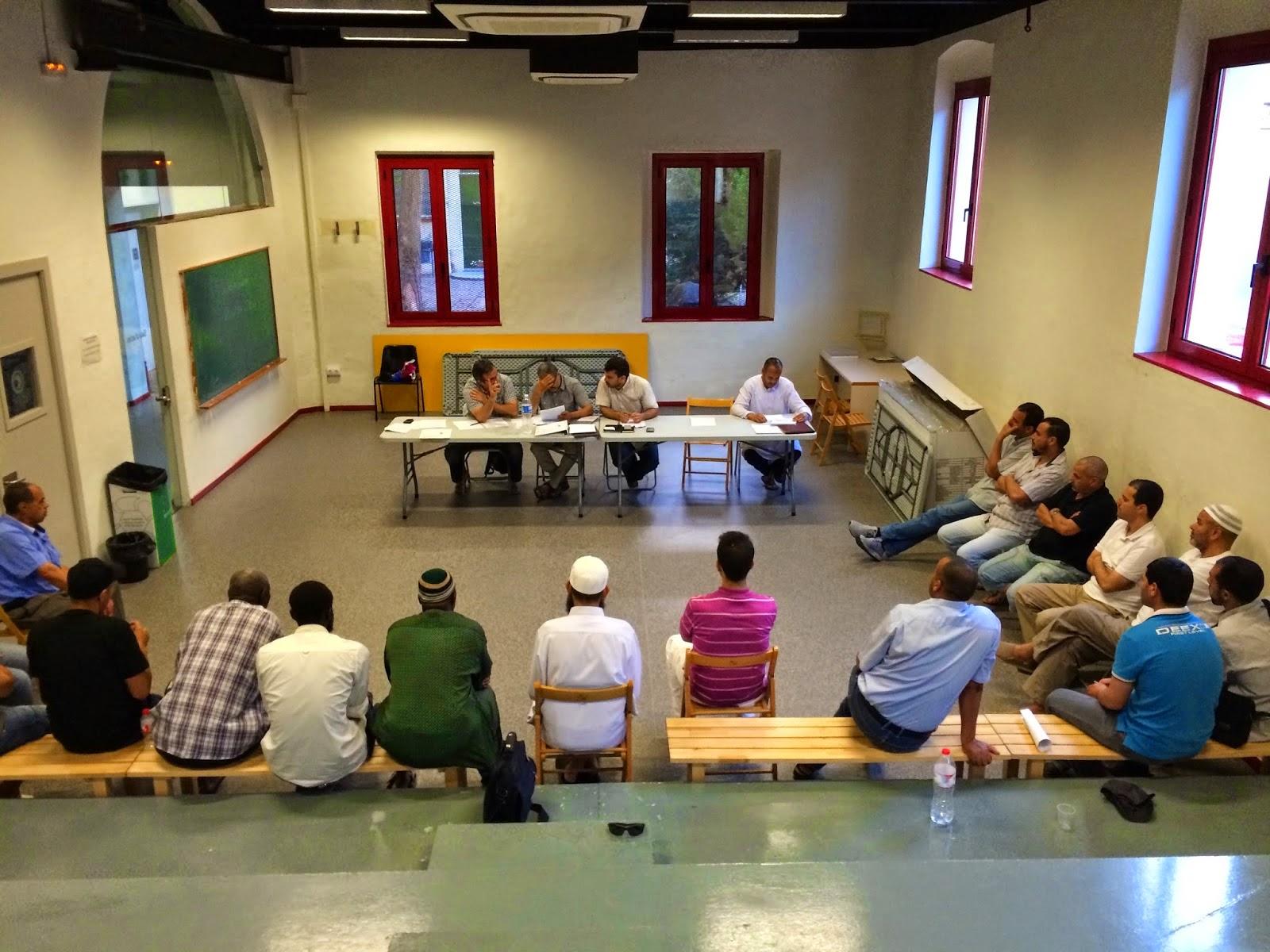 La Comunidad Islámica Achoura de Granollers celebra su asamblea general extraordinaria