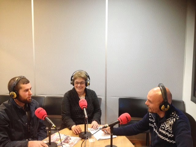 El Radio Solsona FM entrevista al presidente de la Comunidad Islámica del Solsonès, Khalid Baghal