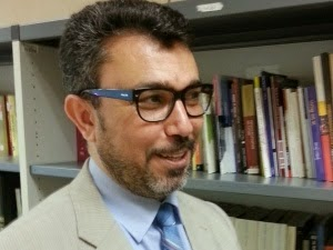 Mohamed el Ghaidouni, presidente de la Unión de Comunidades Islámicas de Cataluña (UCIDCAT)