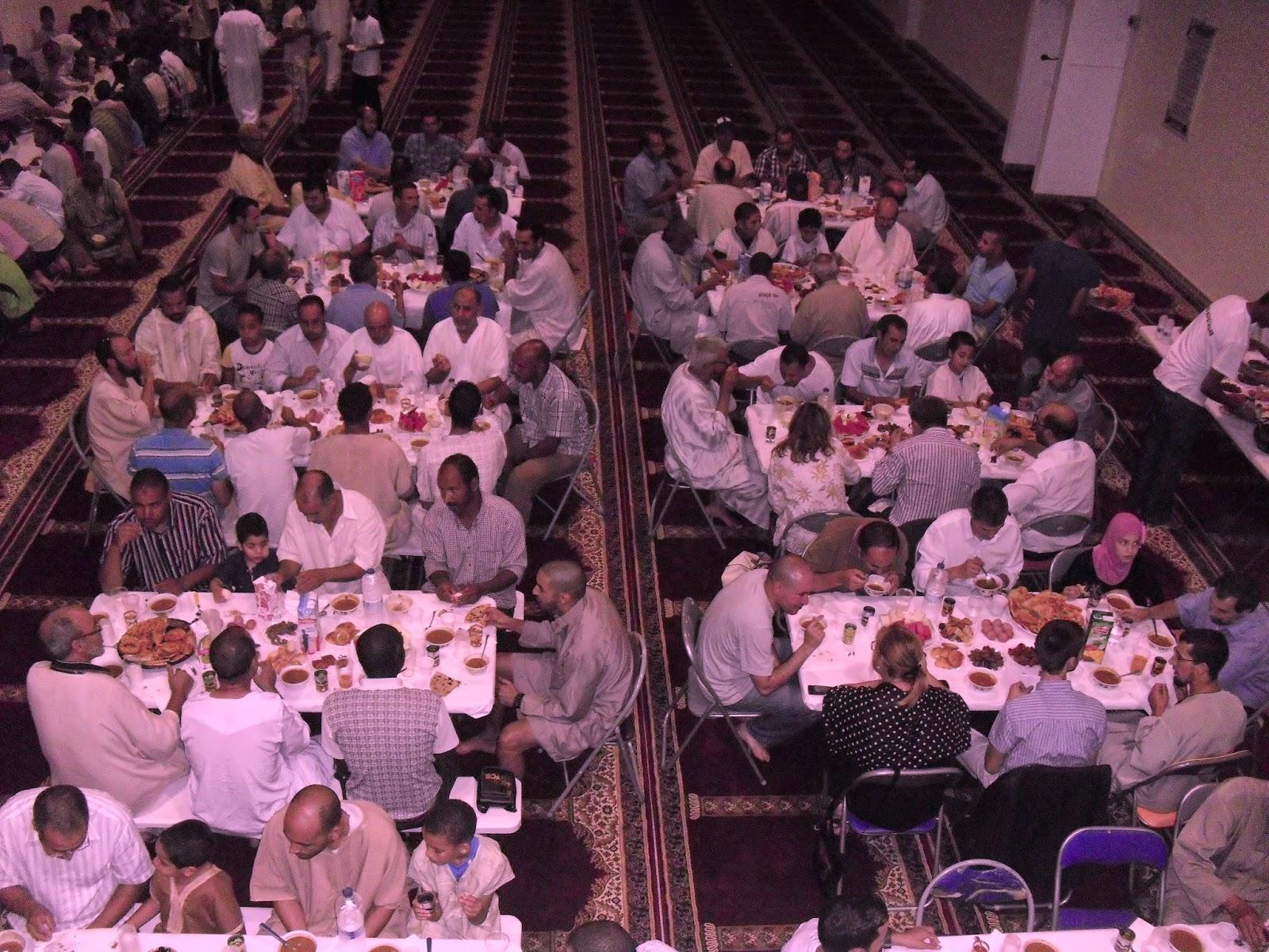La Comunidad Islámica de Tortosa-Roquetes, celebra iftar popular