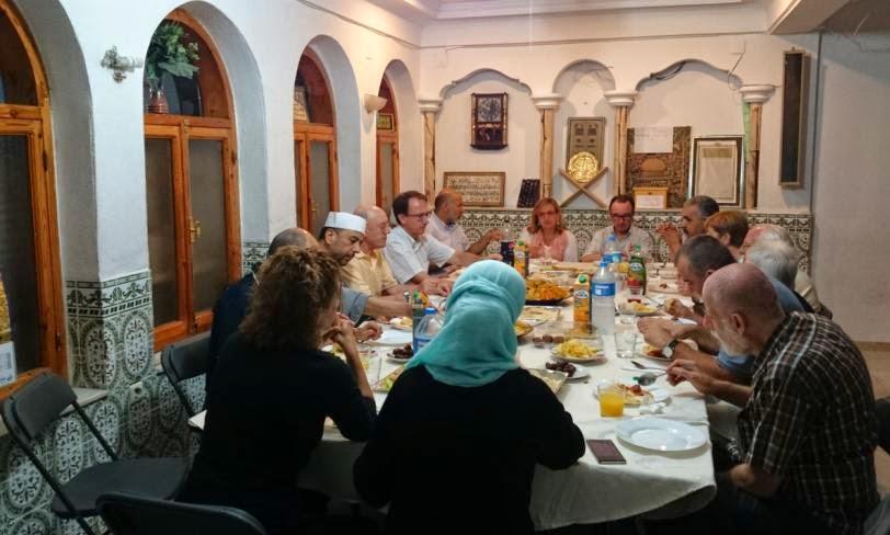 Iftar y Convivencia en la Mezquita de Valencia