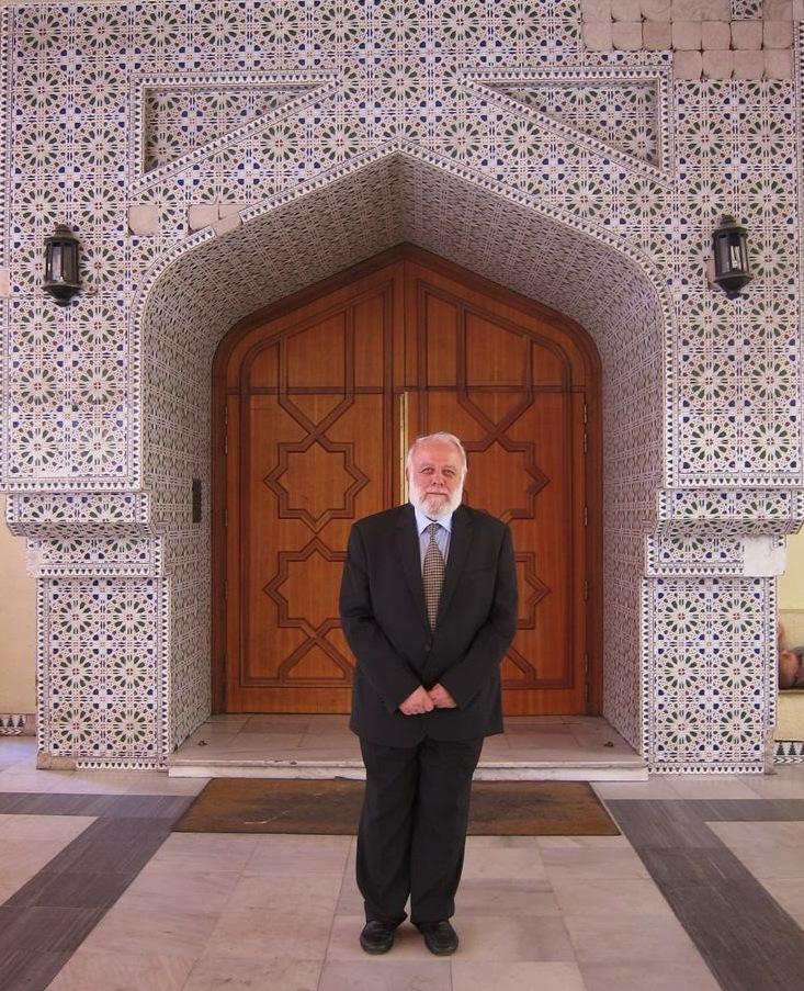 Riay Tatary, secretario general de la CIE y presidente de UCIDE  Foto: EUROPA PRESS