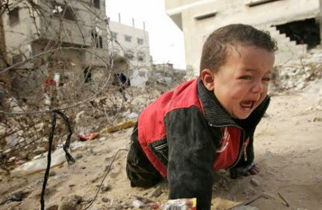 Emergencia humanitaria para Gaza