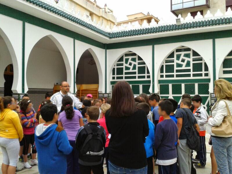 Visita de concordia y amistad en Ceuta