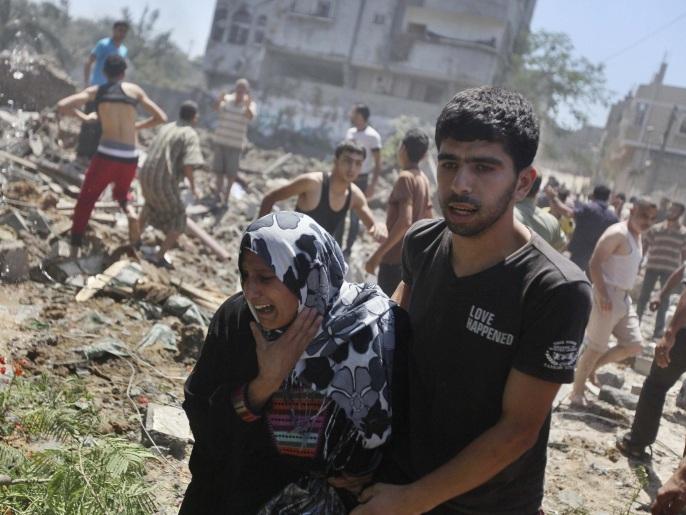 صبراً إخوة الإيمان في غزة