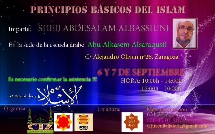 Talleres sobre los principios básicos del islam