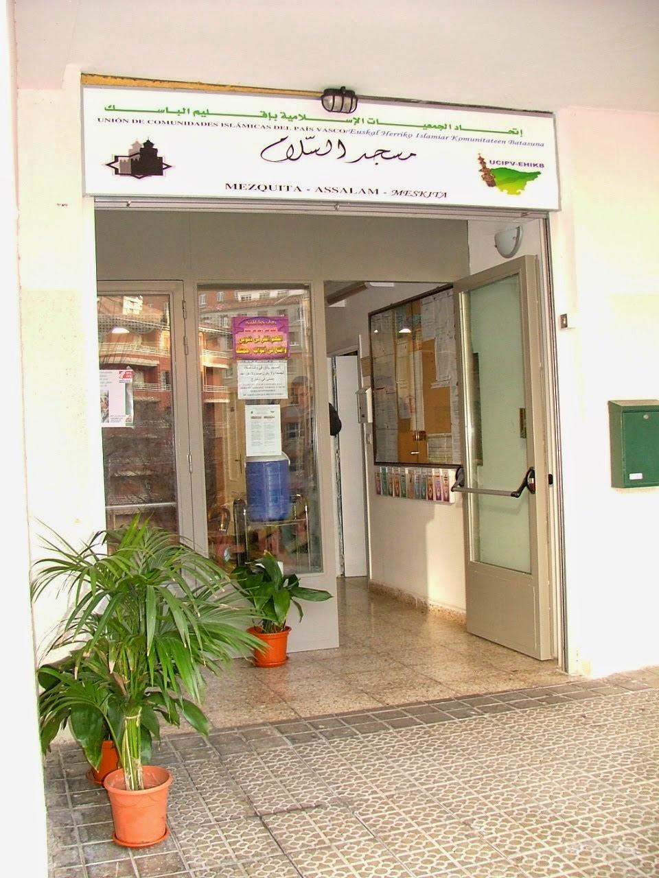 Reunión de nuevos musulmanes y personas interesadas en el islam en Bilbao