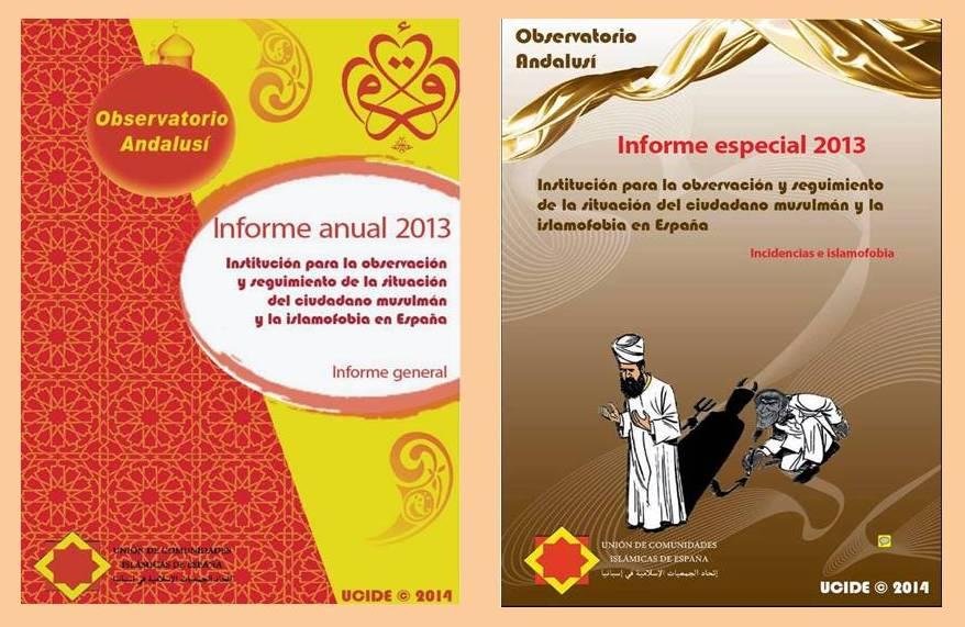 Se publican los informes el especial J/2013 y el anual 2013