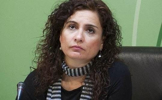 Consejera de Hacienda y Administración Pública de la Junta de Andalucía.