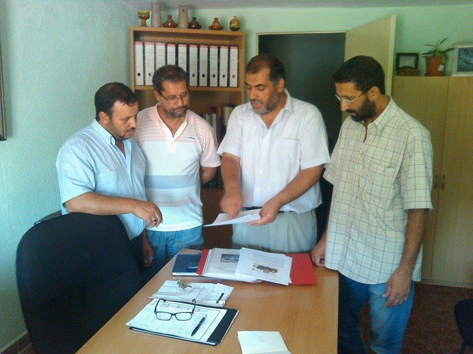 Reunión con la comunidad islámica AL FARUQ de Navalmoral de la Mata