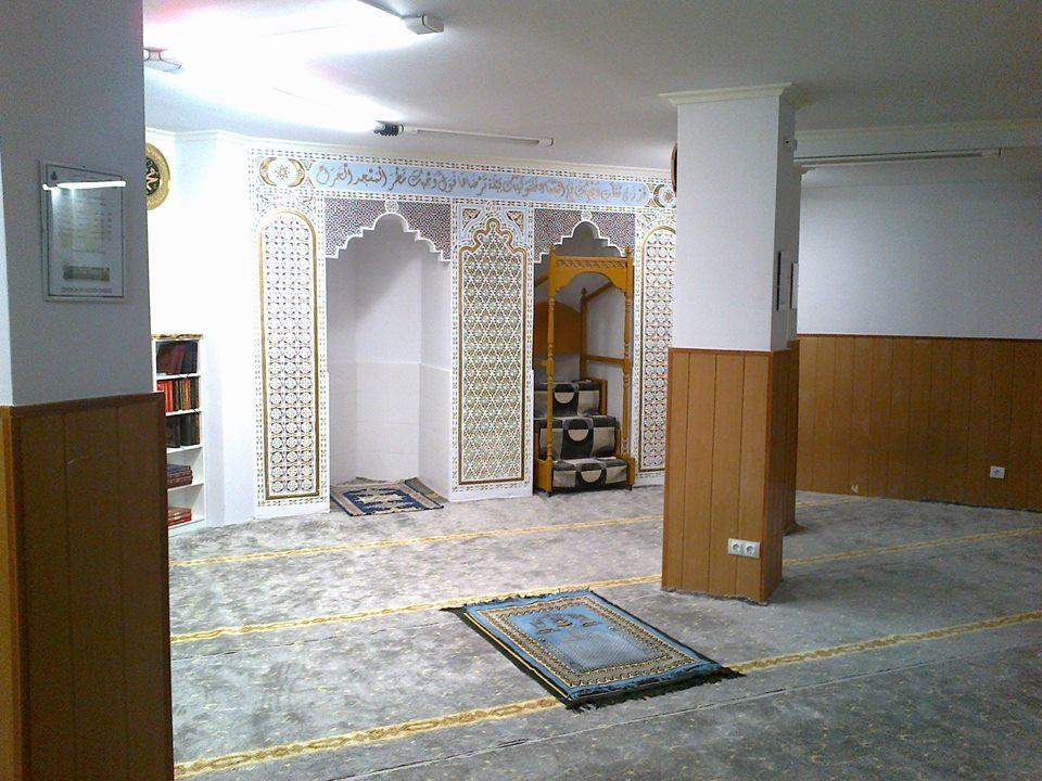 مسجد السلام في بلباو